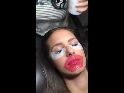 9d70bc03887 Sassy Lashes Las Vegas - Eyelash and Lash Extension Care Tips - YouTube