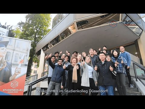 Welcome To Studienkolleg Düsseldorf - Daily Life At The Preparatory College