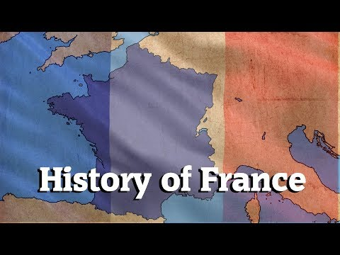 A Quick History of France