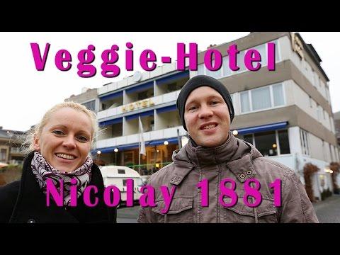 Vegan unterwegs: Veggie-Hotel Nicolay 1881