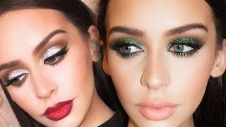 2 Dramatic Holiday Makeup Looks Thumbnail