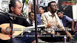 Balasyik Jalsah live in Gresik- ياناعماالعود ya na'imal oud  voc. Idrus Barqebah