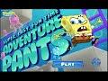 Nick Games | Spongebob Squarepants | Super Easy Fun Time Adventure Pants