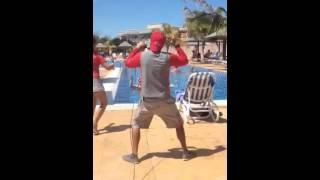 Resort Dancers Cuba 2015