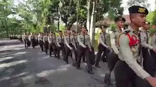 Kunjungan Setukpa Siswa diktuk bintara polri SPN Polda Metro Jaya (SPN PMJ Lido) T.A 2017 RESIMEN 40