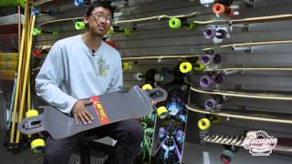 LandYachtz Switchblade Longboard - Paragon Sports NYC