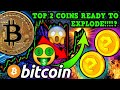 BITCOIN CRAZY BULLISH!!! TOP 2 NEW DEFI COINS: 100x ...