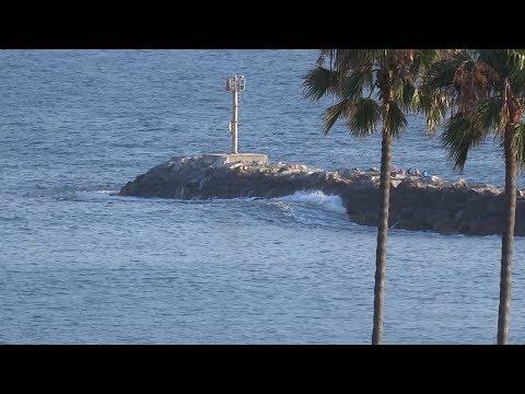 CDM Newport Beach, CA, Surf, 7/18/2017 (1080p)