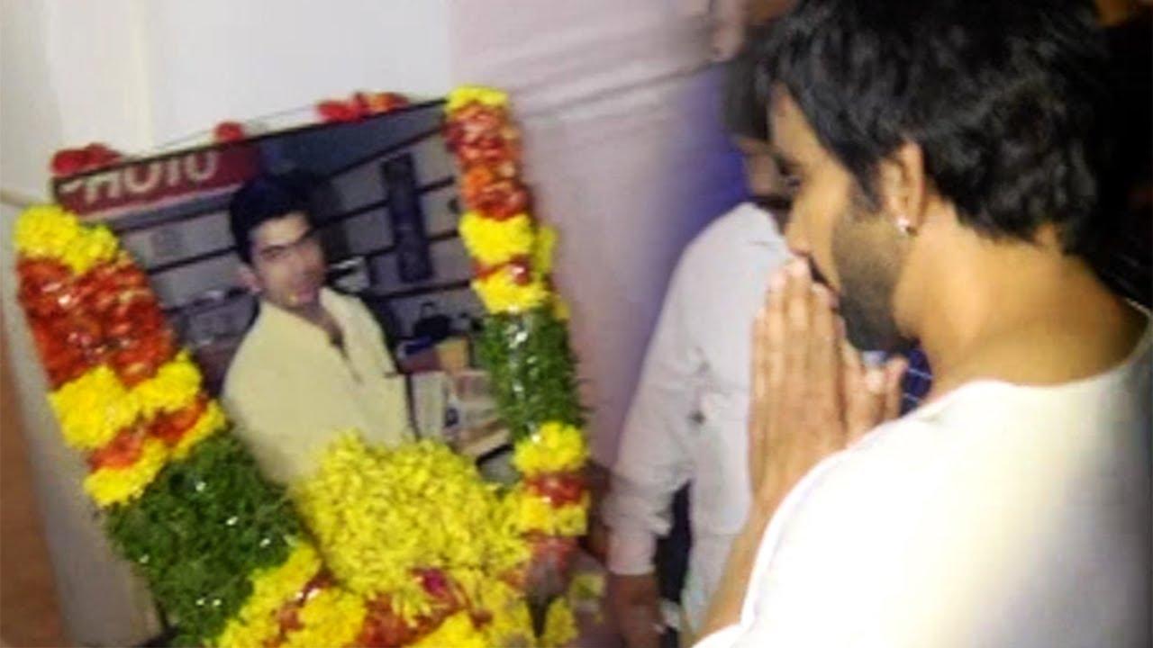 Ravi Teja speaks out after brother Bharath's death, asks