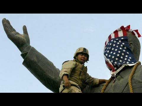 Iraq may use JASTA bill to sue US govt over 2003 invasion