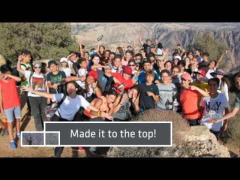 IAA's Grade 7 Dana Trip