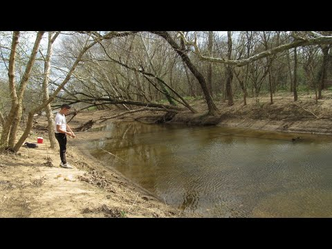 Fishing The Rappahannock River