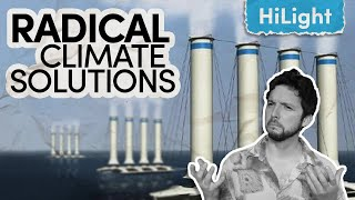 What are the most radical climate solutions? // HiLight with Matthew Shribman