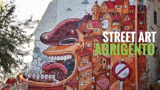 Agrigento (Italy) Street Art documentary