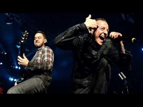 LINKIN PARK play The Gorge; Carnivores Tour (2014)