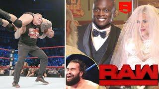 WWE Monday Night Raw December 30, 2019 Highlights Preview ! Brock Lesnar | Lana Ki Shaddi Results