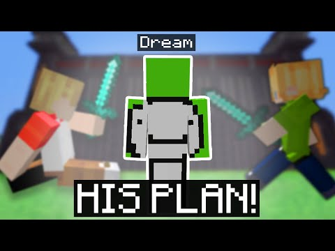 why Dream WANTED to go to Prison on the Dream SMP!