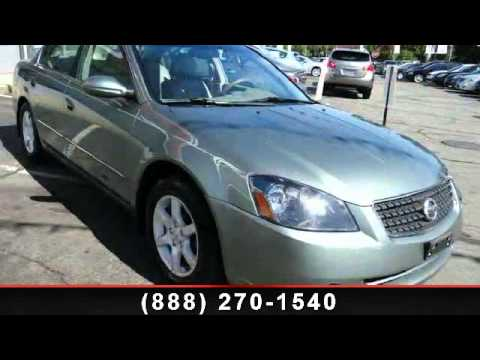 2005 Nissan Altima   Atlantic Nissan   West Islip, NY 1179