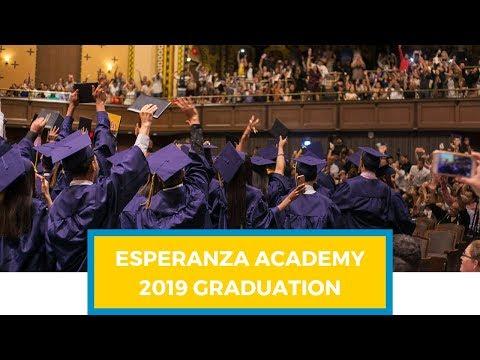 Esperanza Academy 2019 Graduation