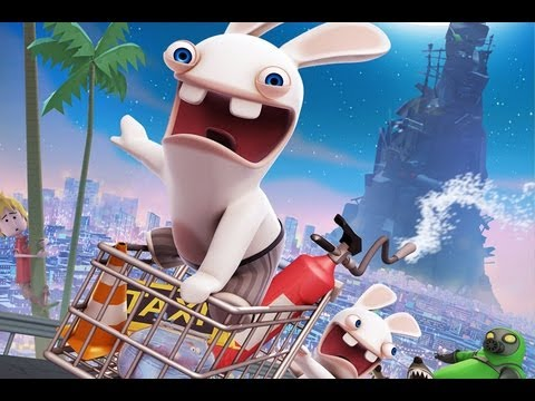 cgrundertow rabbids go home for nintendo wii video game