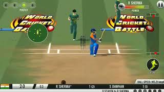 World Cricket Battle !! Hit Sixes & Boundaries on Every Ball🔥🔥 | WCB Batting Tips & Tricks
