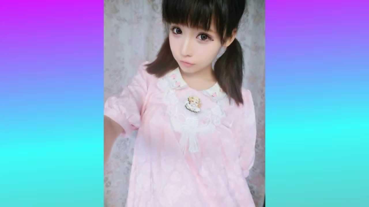 Asian barbie girl