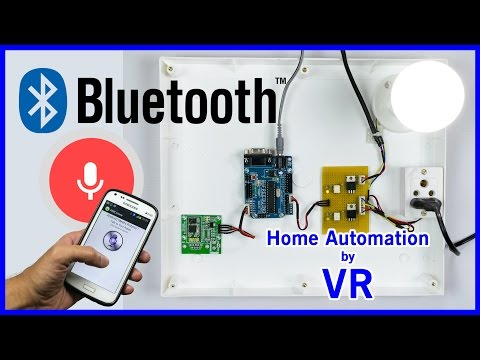DIY How to Make Home Automation using Voice Recognition