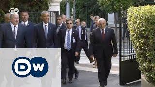 Как менялось отношение немцев к Бараку Обаме