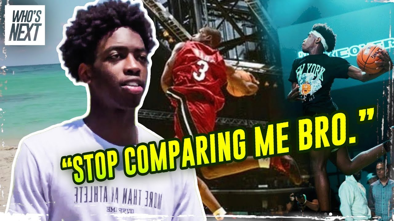Overtime - Don't Call Him Dwyane Wade's Son  Zaire Wade Opens Up On
