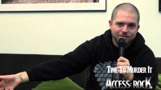 "Access: Hatebreed -Track-By-Track 11/11 ""Time To Murder It"" by Jamey Jasta"