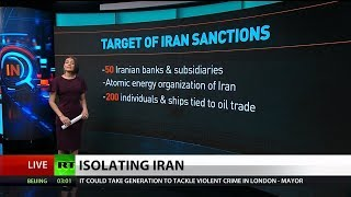 Will Iran Sanctions Force World to De-dollarize?