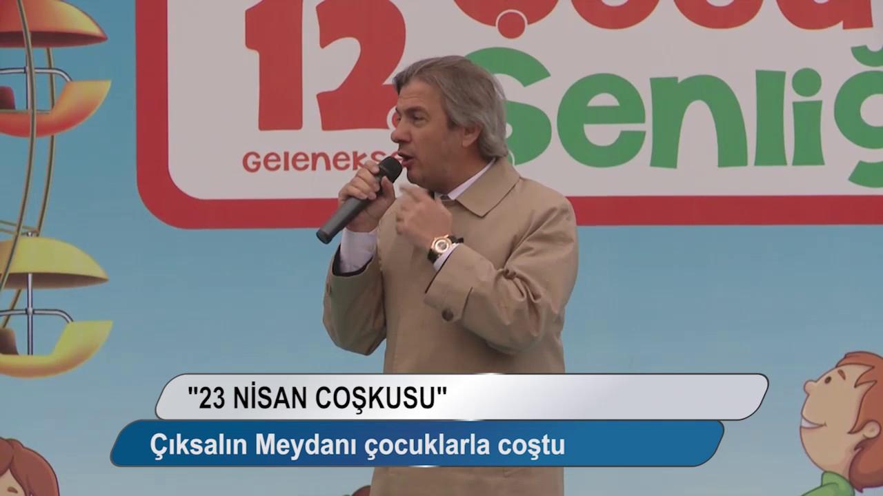 Beyoğlu Belediyesi - Çıksalın Meydanı Çocuklarla Çoştu