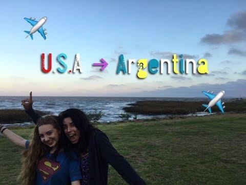 Argentina Trip Vlog | xoxo Ashelen