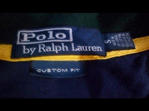 Tenis Polo Ralph Lauren Falso