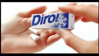 Реклама Dirol 2008 (сборник)(Сборник рекламных роликов Dirol