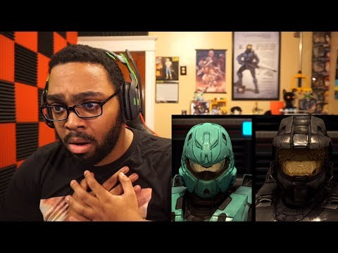 Red vs Blue Season 10 Episode 14-16 Reaction (Heartbroken)