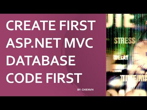 Create First ASP.NET