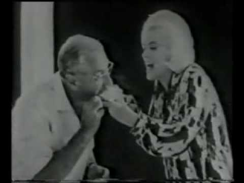 THE MARILYN MONROE STORY Rare 1963  Documentary part 3/3