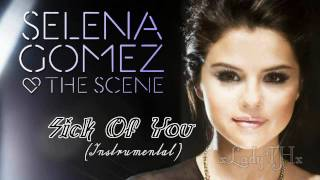 Selena Gomez - Sick Of You (Instrumental + background voice)