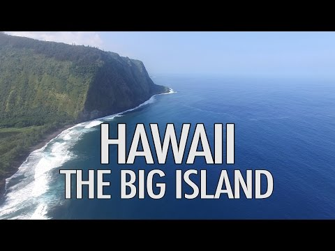 Hawaii - The Big Island in 4K