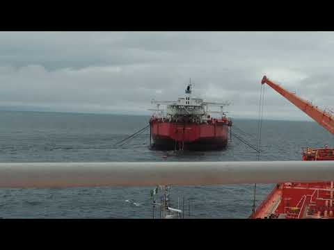 Nigeria Off Shore  Oil Terminal Mooring