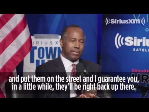 Morgan Freeman and Ben Carson both think 'Poverty Is a State of Mind'