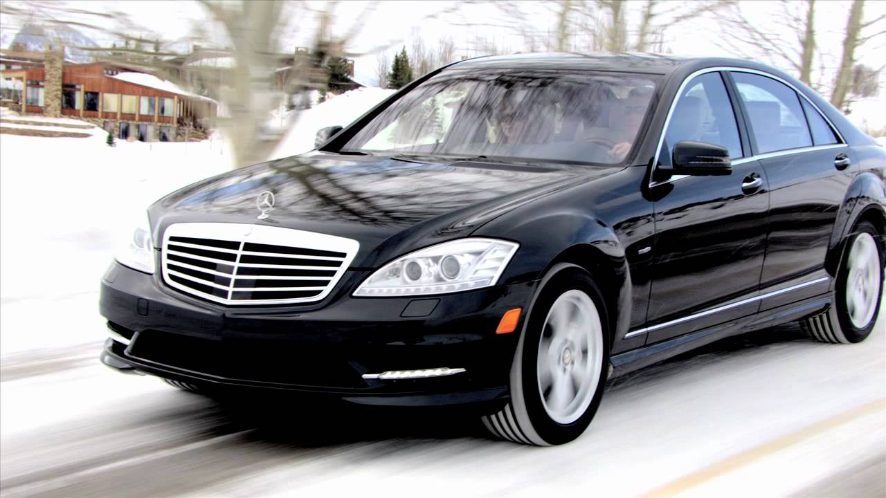 Mercedes Benz 4matic All Wheel Drive Demonstration Youtube