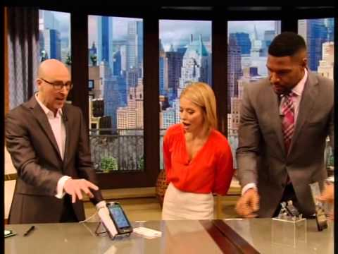StoreDot on Kelly and Michael Morning Show