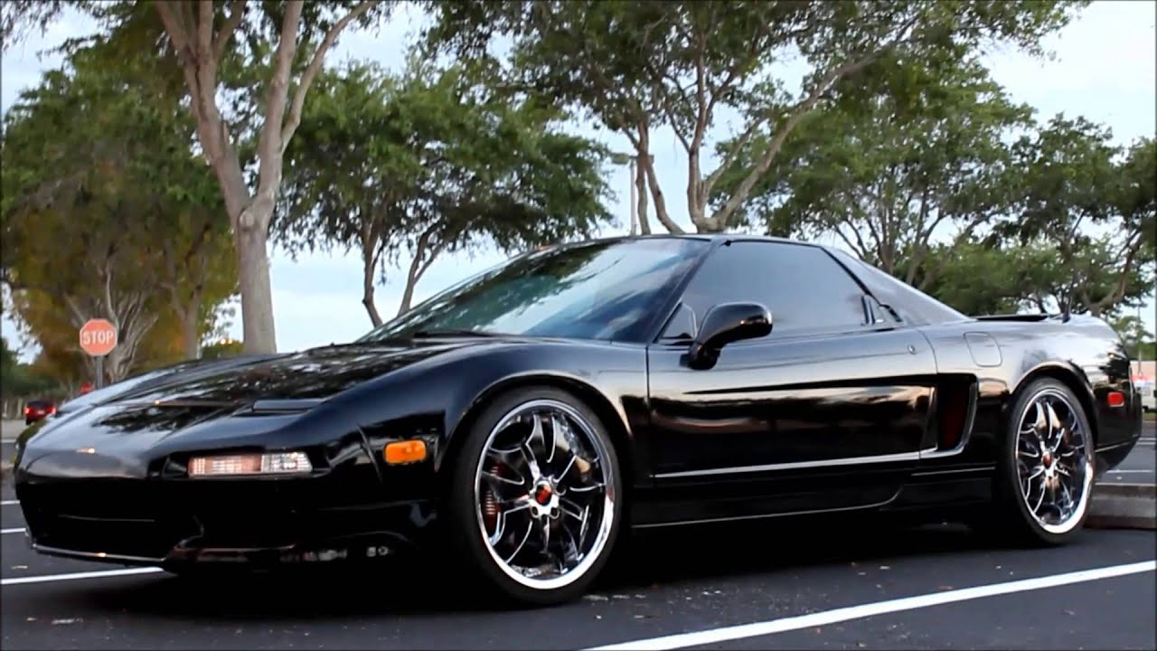 1994 Acura NSX - Cars by Brpineapple Productions - YouTube