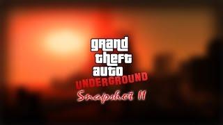 GTA SOL: Underground | Snapshot II trailer