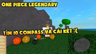 ROBLOX – One Piece Legendary | 10 Compass material has out Rare Box? | CHG