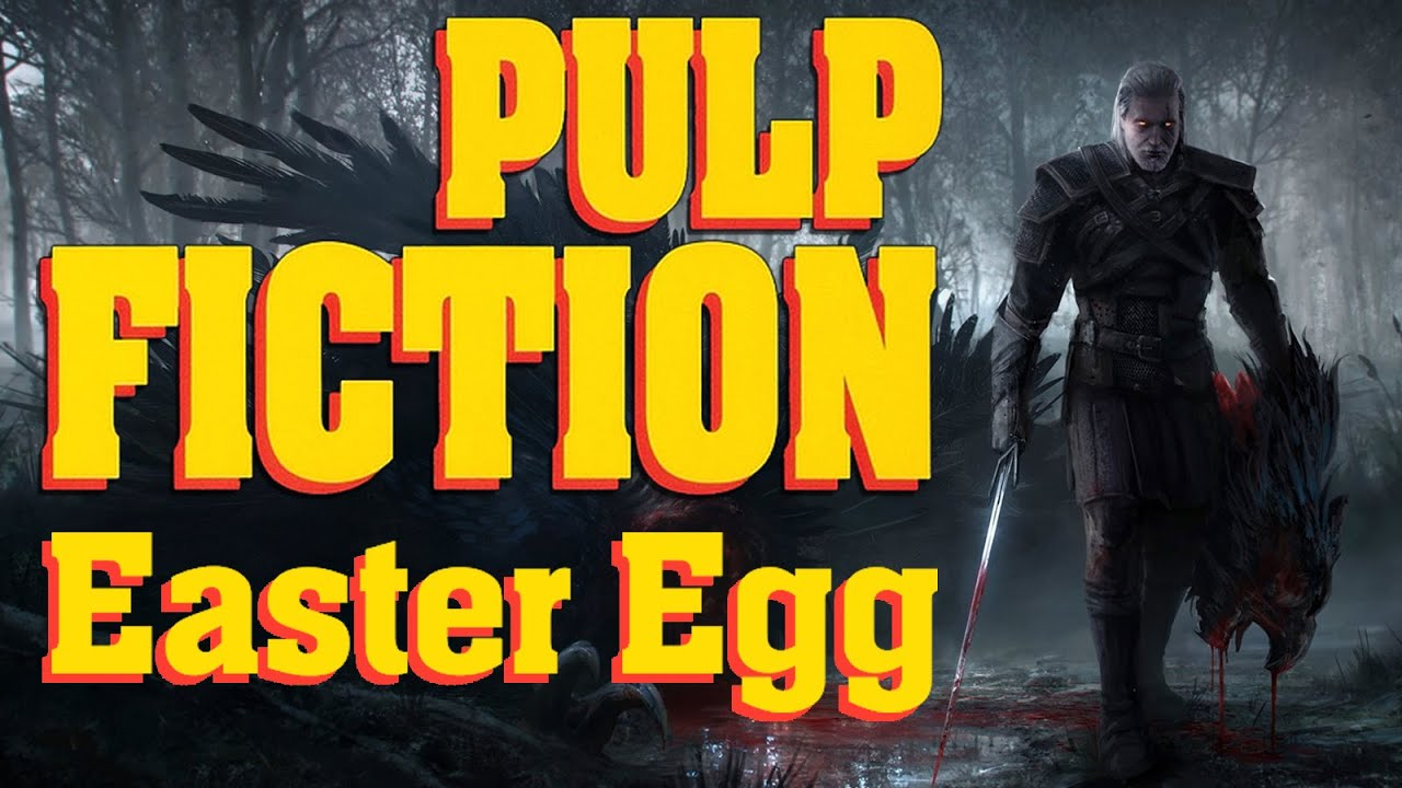 Easter Eggs and References - The Witcher 3 Wiki Guide - IGN