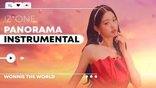 Download IZ*ONE - Panorama | Instrumental