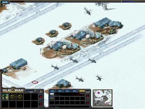 Real War - Mission 2